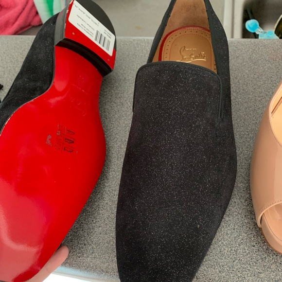Size 9 Mens Loafers Christian Louboutin